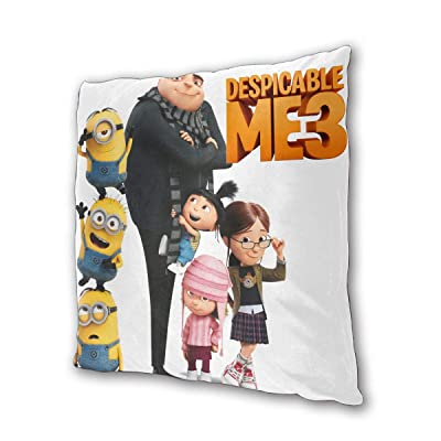 """Despicable Me Outdoor/Indoor Cushions 18.5""""x 18.5"""", 2 Pieces: Kitchen & Dining"""