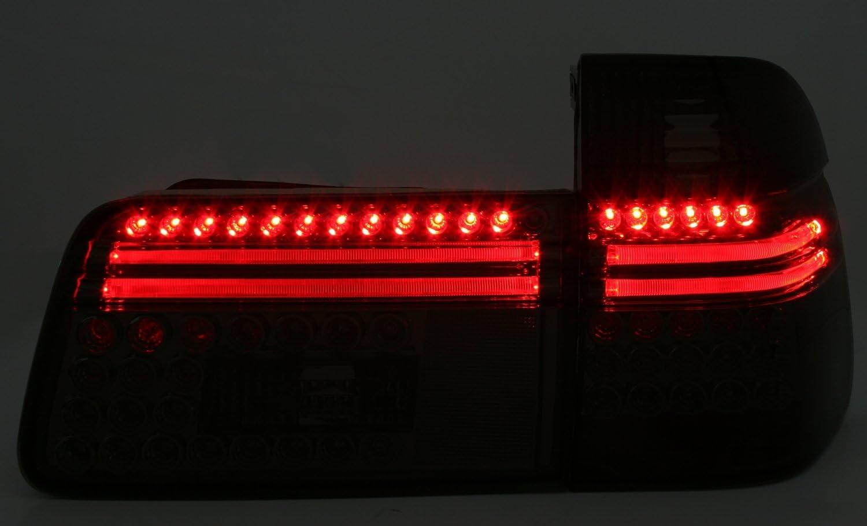 Eagle Eyes LED R/ückleuchten Set in Rot-Smoke