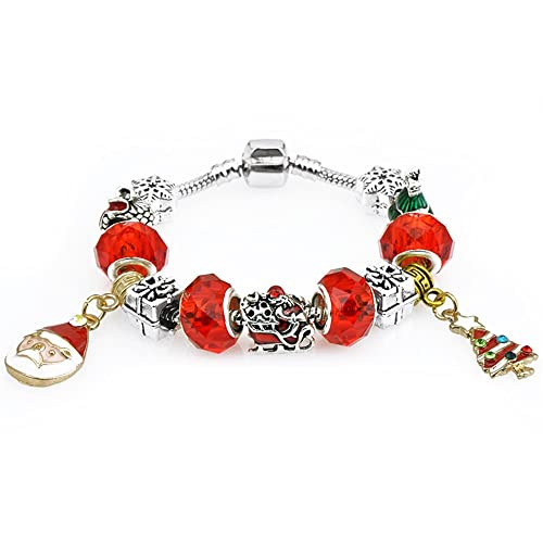 Amazon.com: Nueva pulsera colgante de cristal para mujer ...