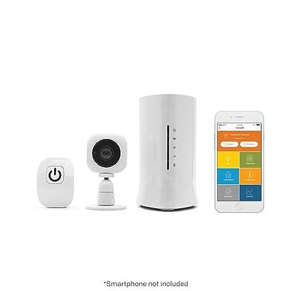 Amazon Home8 Video Verified Garage Door Control Relay System