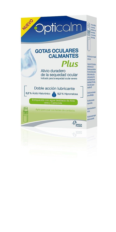 Innoxa Opticalm Gotas Oculares Calmantes Plus 10 ml: Amazon.es: Salud y cuidado personal