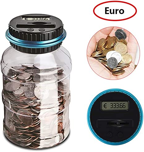 コイン を 全部 貯金 箱 に 入れる と 貯金 箱 の 中 に コイン が どのくらい に なる か