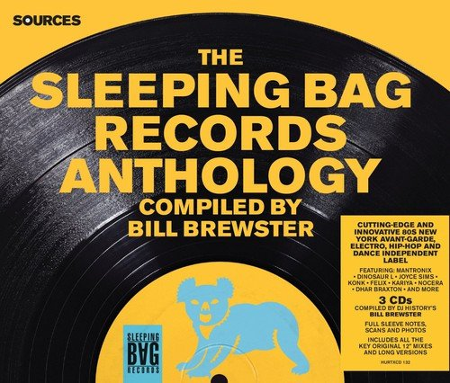 Price comparison product image Sources: The Sleeping Bag Records Anthology