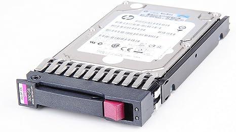 HP 300GB 6G SAS SFF - Disco duro (Serial Attached SCSI (SAS), 300 GB, 6,35 cm (2.5