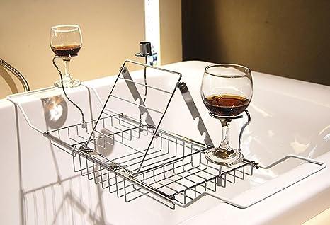 Vassoio Vasca Da Bagno : Mensola per vasca da bagno vasca da bagno halovie fermalibro