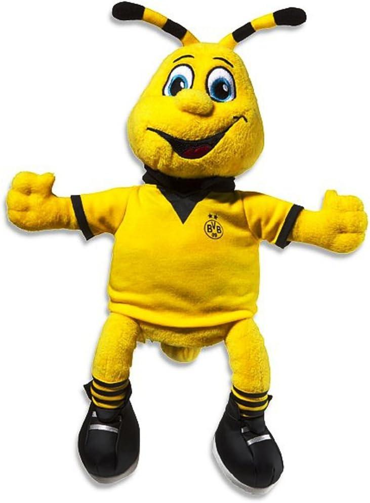 Borussia Dortmund Bvb Emma Plush Figure Doll Soft Toy Mascot Xl 09 Amazon Co Uk Sports Outdoors