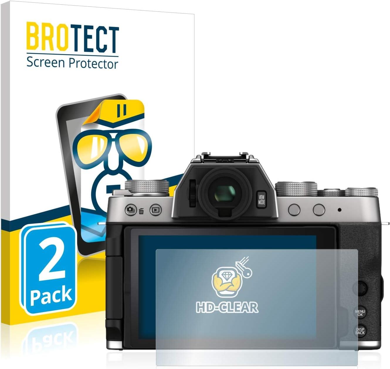Brotect Schutzfolie Kompatibel Mit Fujifilm X T200 Elektronik