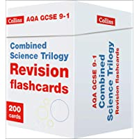 New AQA GCSE 9-1 Combined Science Revision Flashcards (Collins GCSE 9-1 Revision)