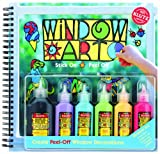 : Window Art Activity Kit by Klutz