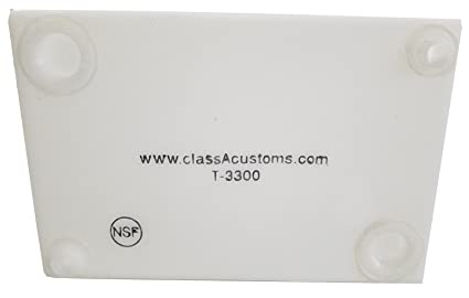Class A Customs 33 Gallon Water Holding Tank NSF Approved T-3300
