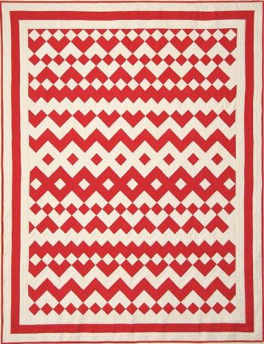 American Jane Patterns Swiss Miss Quilt