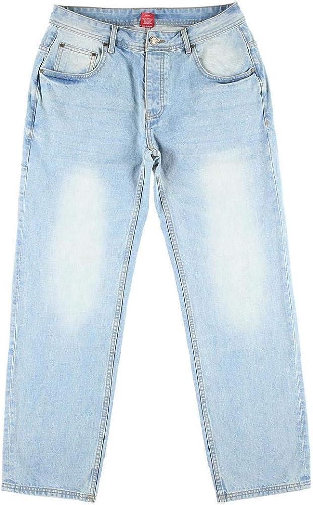 Ecko Unltd. Pantalones Vaqueros Loose Fit para Hombre, Color Azul ...