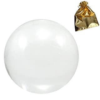 AGILE Pro-Sphere Crystal Super Clear Acrilic Contact Ball Professional (80 mm 323 gr)