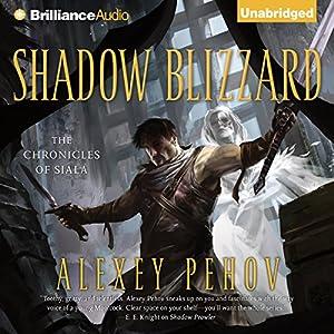 Shadow Blizzard Audiobook