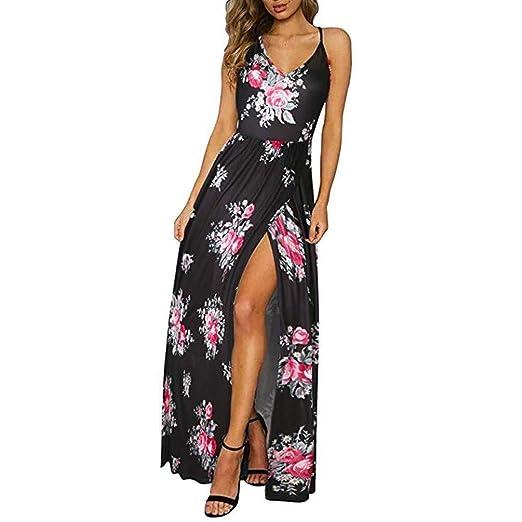 Go First Vestido Casual De Las Mujeres Vestido De Moda Sin ...