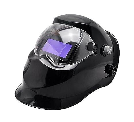 genmine® Pro Solar Auto oscurecimiento soldadura casco máscara de soldadura de molienda máscara de soldador
