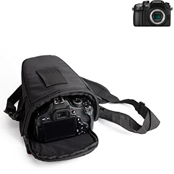 K-S-Trade para Panasonic Lumix DMC-GH4R: Bolsa per Camera DSLR/SLR ...