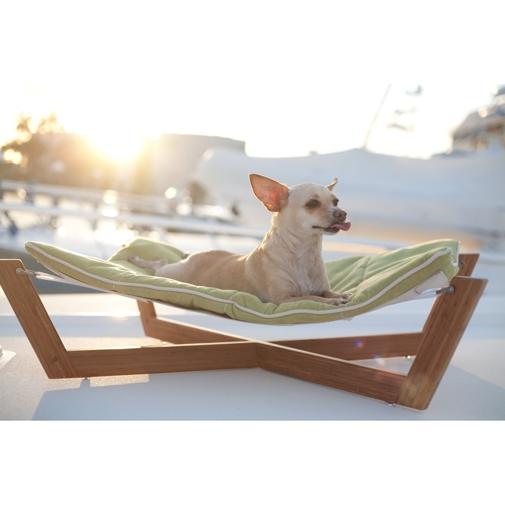 pet bench with hammock premium smartfit green seat dog car quilted store cover solvit