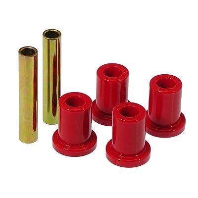 Prothane 7-801 Red Front Frame Shackle Bushing Kit: Automotive