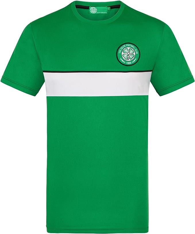 Celtic FC Camiseta Oficial de Entrenamiento - Para Hombre ...