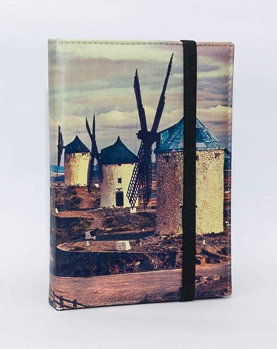 ANVAL Funda EBOOK TAGUS Gaia Eco +: Amazon.es: Electrónica
