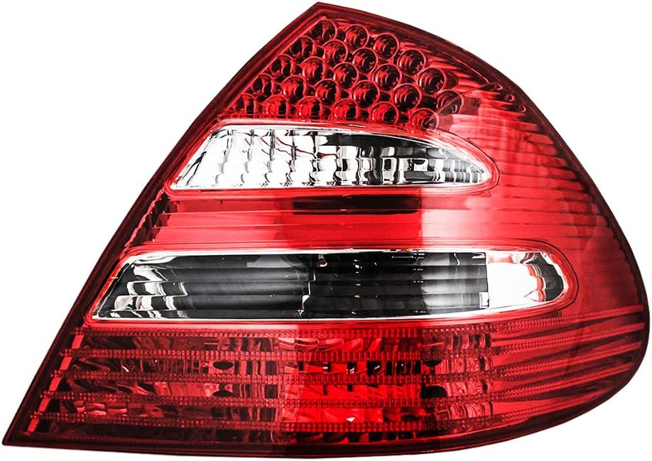 Partslink Number MB2800124 OE Replacement Mercedes-Benz Driver Side Taillight Assembly