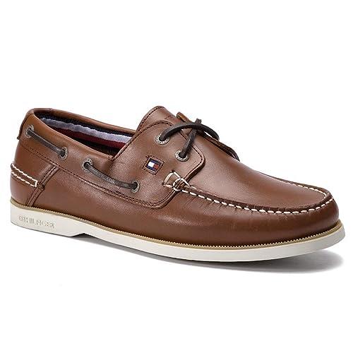 TOMMY HILFIGER MOKASSINS Sneakers Bootsschuhe Slipper Gr. 40