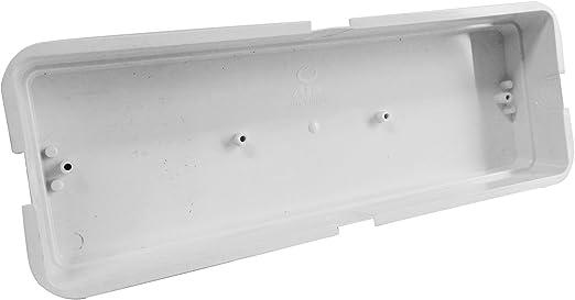 Caja de empotrar para lámpara luz emergencia Noa LED ATS sin8802: Amazon.es: Jardín