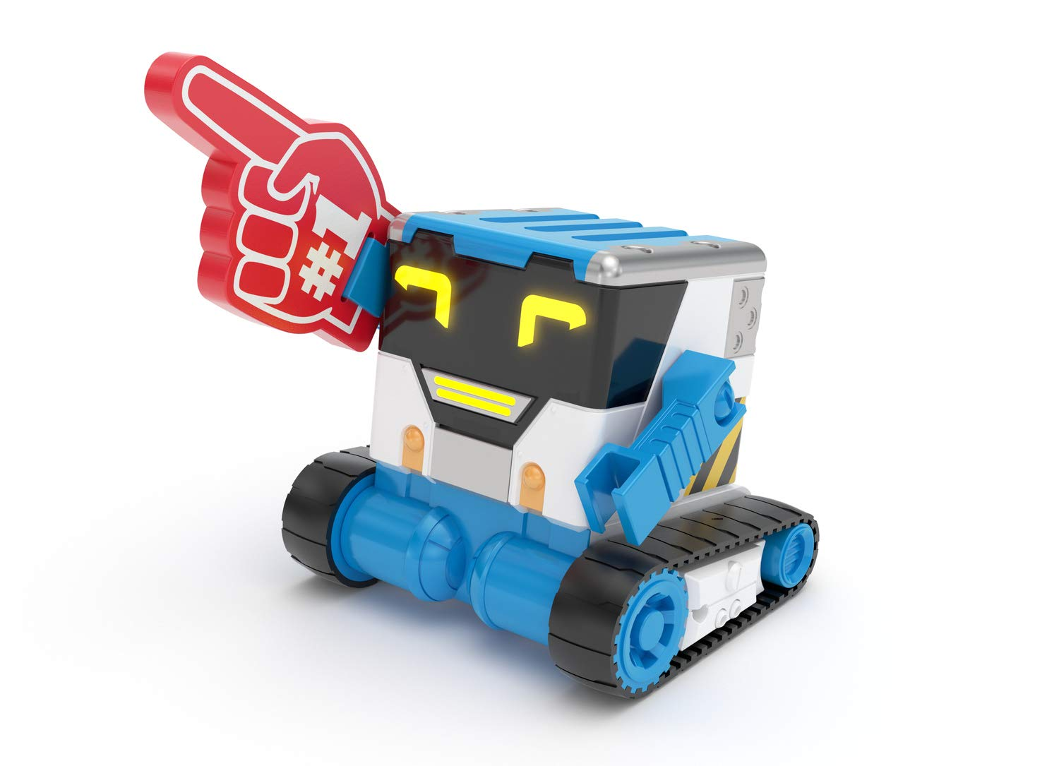 Mibro - Really Rad Robots, Interactive Remote Control Robot - Plays, Talks, and Pranks by Really R.A.D. Robots