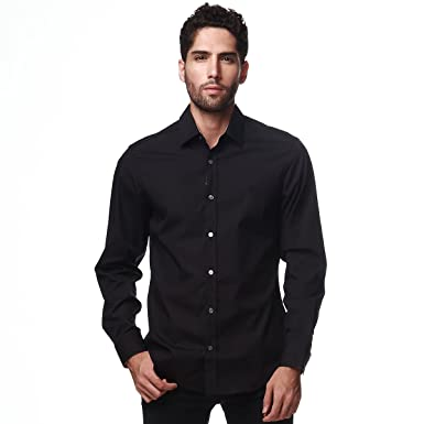 All Black Burberry Shirt