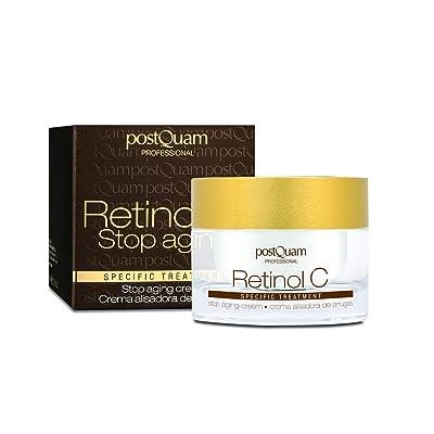 Crema Antiarrugas Con Retinol y Vitamina C - 50 ml