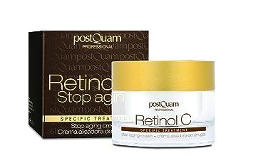 Postquam - Retinol C | Crema Antiarrugas con Retino y Vitamina C - 50ml: Amazon.es: Belleza