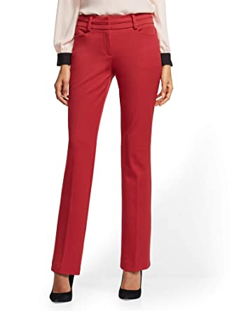 d04d966f988 New York   Co. Tall Straight Leg Pant - - at Amazon Women s Clothing ...