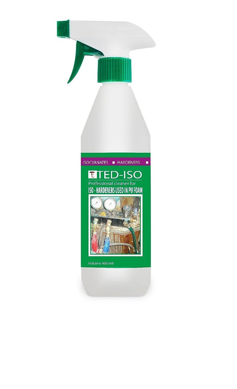 Remover para hardeners de espuma de poliuretano: iso- isocyanates. tedgar-iso 25 ml (25): Amazon.es: Industria, empresas y ciencia