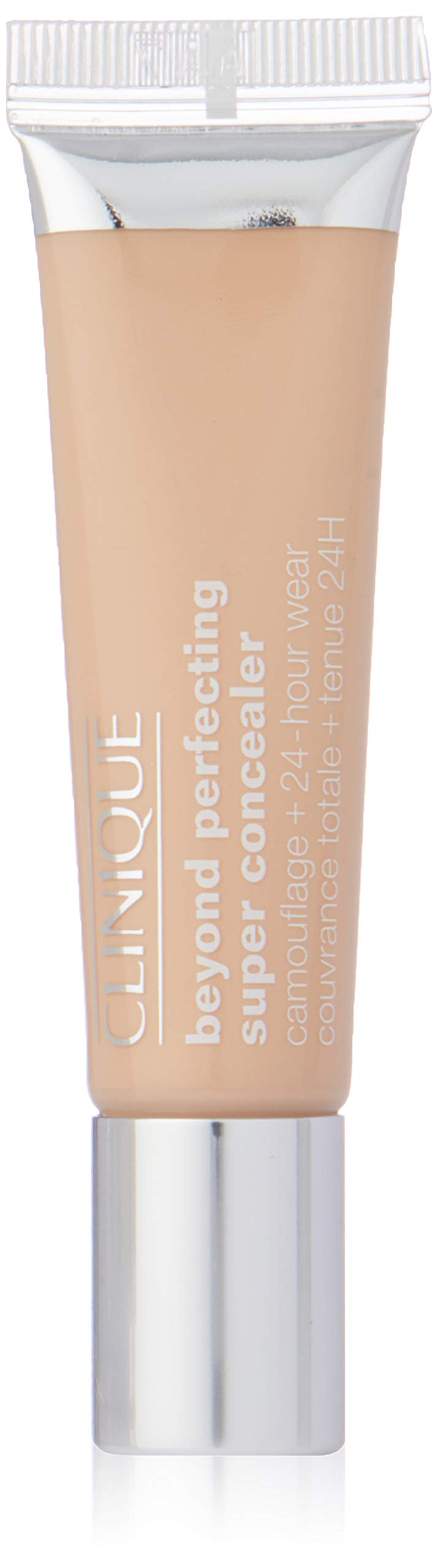 Clinique Beyond Perfecting Super Concealer Camouflage Plus 24-Hour Wear, Moderately Fair, 0.28 Ounce by Clinique