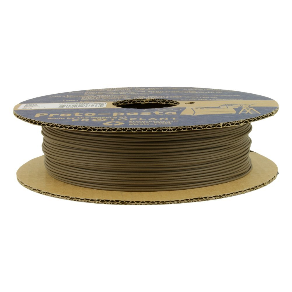 1.75mm 500g Proto-pasta Composite Stainless Steel PLA