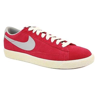 new arrival 22c47 44ef3 Nike Blazer Low Prm Vntg Suede 538402 601 (UK 7.5)  Amazon.co.uk  Shoes    Bags