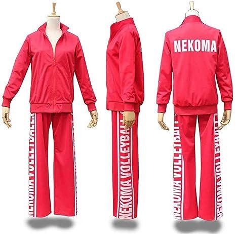 Tanwenling33 Haikyuu Karasuno Cosplay Costume Hinata Nishinoya Kageyama Cosplay Uniforme High School Volleyball Uniforme Sportswear