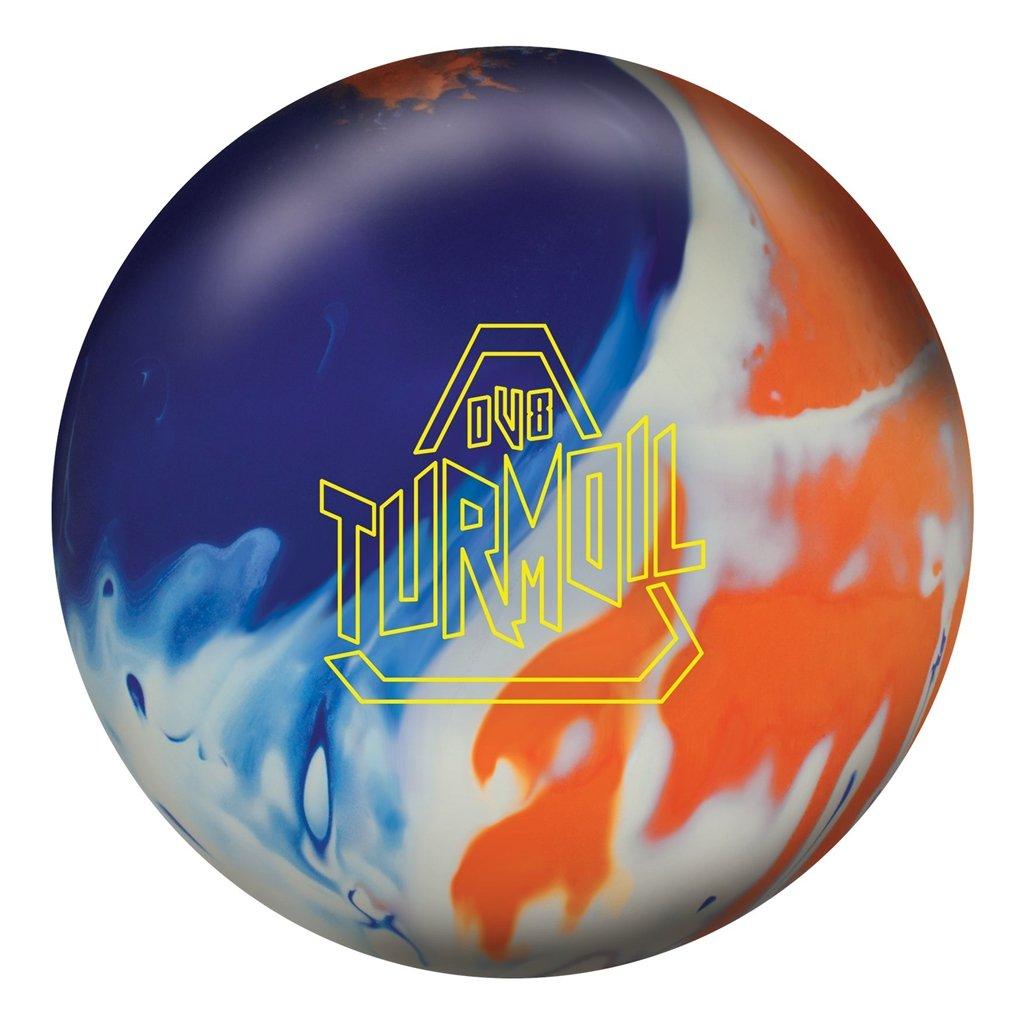 dv8 TurmoilソリッドBowling TurmoilソリッドBowling ball-ブルー 15lbs/ホワイト/オレンジ dv8 B07CJ639KZ 15lbs, SKY LIFE with FLYING DOG:6788b764 --- webshop.mrf.se