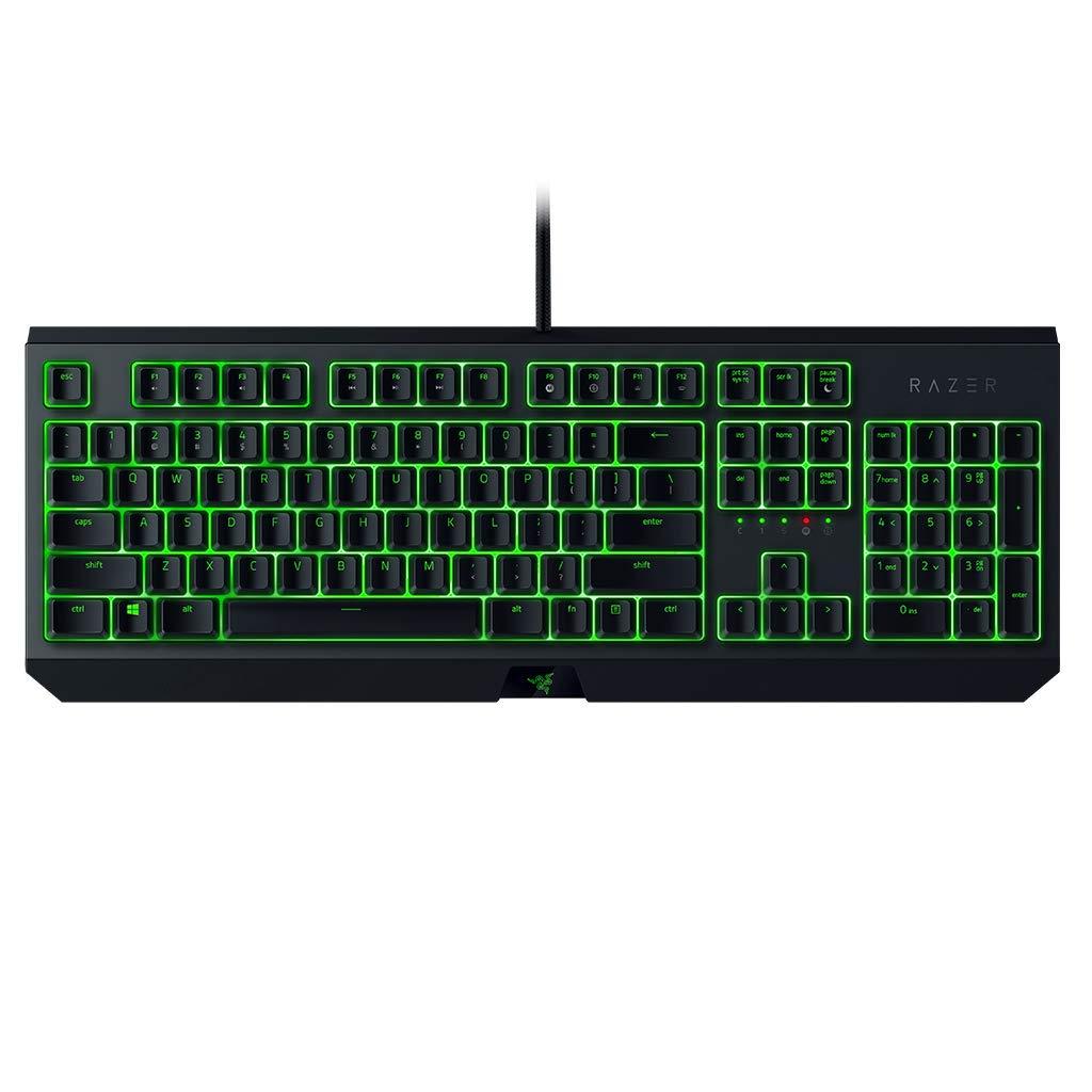 Teclado Mecanico Razer BlackWidow Essential : Green Switches