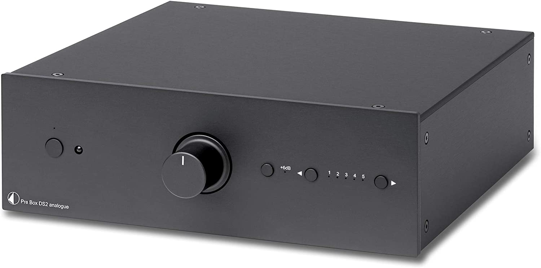 Pro Ject Pre Box Ds2 Digital Schwarz Elektronik