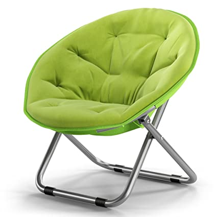 Amazon.com : Folding Chairs Lounger Recliner Fold Round ...
