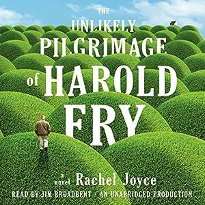 The Unlikely Pilgrimage of Harold Fry | Livre audio