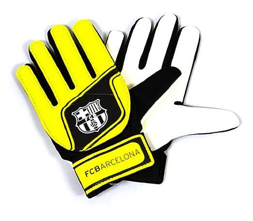 2 opinioni per Official Football Merchandise- Guanti da portiere da bambino (taglia a scelta