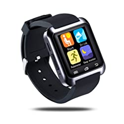 Smart Bluetooth Smart Wrist Watch Phone Mate for IOS Android iPhone Samsung HTC