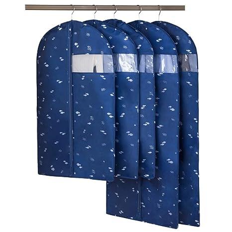 Bolsas de ropa Juego de 5 bolsos de tela de Oxford Bolsas de ...
