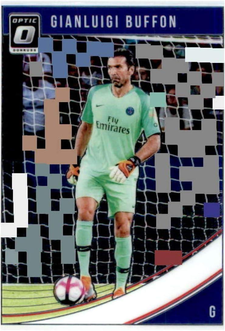 2018-19 Topps UEFA Champions League Match Attax #272 Gianluigi Buffon Paris Saint-Germain Official Futbol Soccer Card