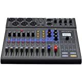 Zoom LiveTrak L-8 Podcast Recorder, Battery Powered, Digital Mixer and Recorder, Music Mixer, Phone Input, Sound Pads, 4…