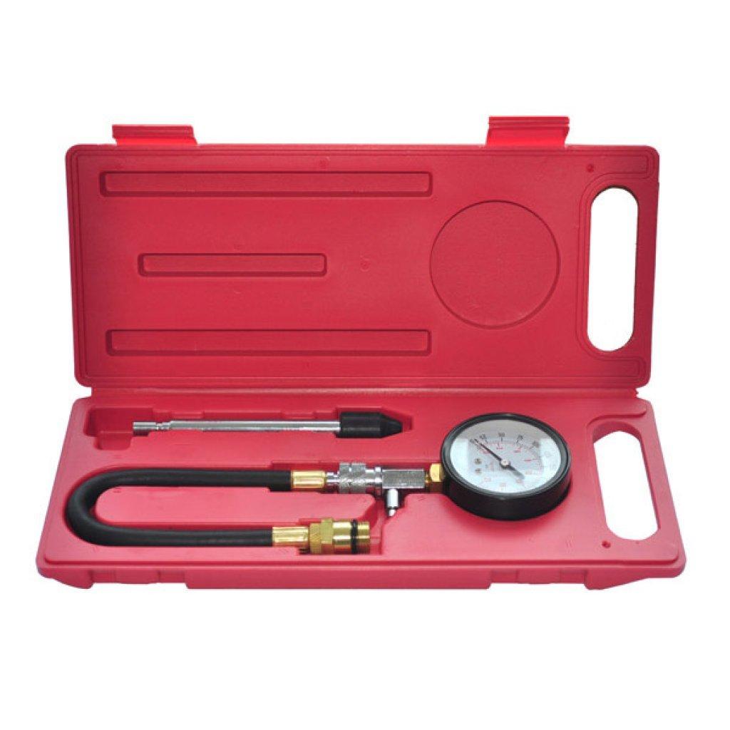 Festnight Fuel Engine Compression Test Kit for Garage Workshop DIY Tools