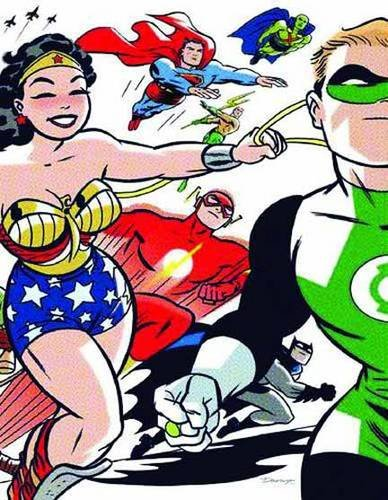 Absolute DC: The New Frontier -
